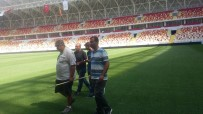 ELEKTRONİK BİLET - Yeni Stadyum İlk Denetlemeyi Geçti