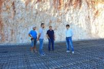 KARAAĞAÇ - 12 Mahalleye İçme Suyu Sağlayacak Proje Hızlandırıldı
