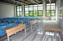 FAKÜLTE - 23 Milyon TL Maliyetli Mühendislik Fakültesi Yeni Binası Eğitim Öğretim Yılına Hazır