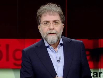 Ahmet Hakan CNN Türk muhabirine sahip çıktı