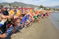 KISA MESAFE - Alanya'da Triathlon Heyecanı