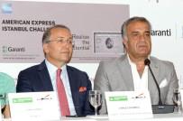 TENİS TURNUVASI - American Express İstanbul Challenger Heyecanı Başladı