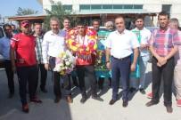 BOKS - Avrupa Şampiyonu Adem'e Görkemli Karşılama