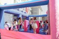 MUSTAFA ELDIVAN - Bağcılar'da Mini Mini Birler İçin Oyun Parkları Kuruldu
