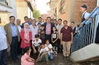 BEYDAĞı - Bakan Tüfenkci, Beydağlıların Sorunları İçin Devrede