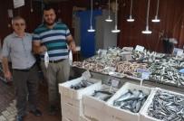 BALIK MEVSİMİ - Balıklar tezgahları doldurdu