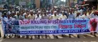 ENDONEZYA - Bangladeş'te Arakan İçin Protesto