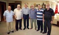 YENI CAMI - Başkan Karaosmanoğlu Açıklaması 'Zulümlere Sessiz Kalamayız'