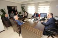 MUSTAFA BOZBEY - Bozbey'den İlçe Emniyet Müdürü Akan'a Ziyaret