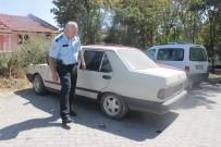 ETILER - Çalınan Otomobil Polis Tarafından Terk Edilmiş Halde Bulundu