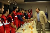 ŞEHİTLİKLER - 'Damla Projesi' Gençleri Büyükşehir'de