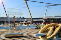DENİZCİLİK SEKTÖRÜ - Denizcilik Dünyası Viaport Marina'yı 'Altın Çıpa' İle Ödüllendirdi
