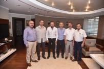 MAZLUM - Din Görevlilerinden Başkan Doğan'a Ziyaret