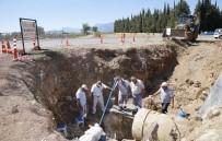 KIŞ MEVSİMİ - Döşemealtı Belediyesi Kış Hazırlıklarına Başladı