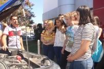 KARAKAYA - EÇEV'li Gençler Hibrit Teknolojisi İle Tanıştı
