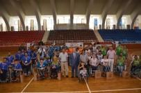 TEKERLEKLİ SANDALYE BASKETBOL - Efeler'de Uluslararası Engelli Basketbol Turnuvası Sona Erdi