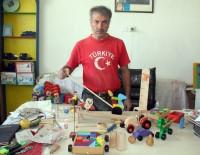 ÇOCUK OYUNCAĞI - El Yapımı Organik Oyuncaklar İlgi Görüyor