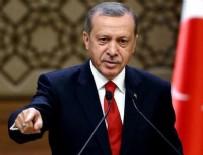 YARGıTAY - Erdoğan'dan 'CHP-Danıştay' polemiğine ilk tepki