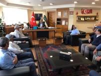 MUTLU YAŞAM - Ereğli'de Vatandaş Derdini Doğrudan Başkana Anlatıyor