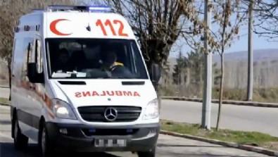 Eskişehir'de minibüsün çarptığı kişi öldü!
