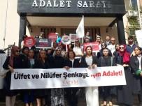 ADLIYE SARAYı - Eskişehir'de Öldürülen Anne Kızın Davası Bilecik'te Başladı