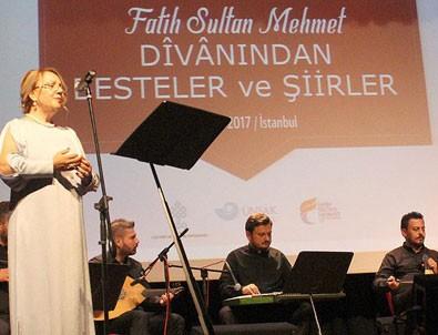 Fatih'in şiirleri, Bosna Hersek'te yankılandı