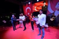 ESNAF VE SANATKARLAR ODASı - Foça Festivali'nde Muhteşem Final