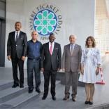 İŞBİRLİĞİ PROTOKOLÜ - Güney Afrika Cumhuriyeti Heyeti'nden KTO'ya Ziyaret