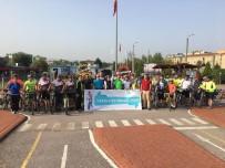 TAŞKıRAN - Hasan Sert Bisiklet Severler Tarafından Anıldı