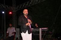 HÜSNÜ ŞENLENDİRİCİ - Hüsnü Şenlendirici Kınık Hasat Festivali'nde