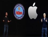 SOSYAL PAYLAŞIM SİTESİ - İçişleri Bakanlığı, Apple'a rakip oldu