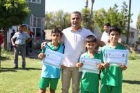 Iğdır Belediyesi Yaz Futbol Okulu Sona Erdi