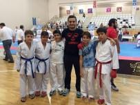 KıZıLKAYA - İhlas Koleji Karatede Fırtına Gibi Esti