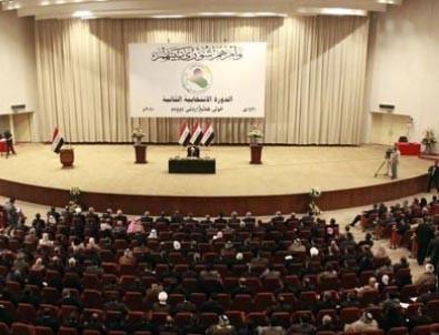 Irak Meclisi referandum kararını açıkladı