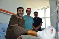 TURGUT ÖZAL - Iraklı Hastanın Ayağı, Kök Hücre İle Kesilmekten Kurtarıldı