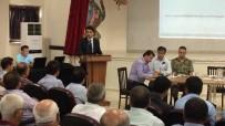 ZABITA MÜDÜRÜ - İskenderun'da Okul Güvenliği Toplantısı Yapıldı