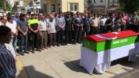 PANKREAS KANSERİ - Kansere Yenik Düşen Polis Memuru Memleketine Uğurlandı