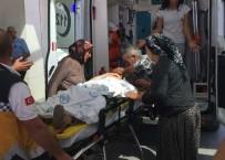 Karaman'da Kontrolden Çıkan Otomobil Takla Attı Açıklaması 6 Yaralı