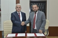 ABDIOĞLU - Karaman'da Öğrencilere Fen Ve Matematiği Sevdirecek Protokol İmzalandı