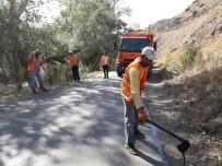 BOĞAZKÖY - Karayolları Kars-Susuz Eski Yolunun Onarımını Yapıyor
