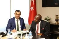 İŞBİRLİĞİ PROTOKOLÜ - KAYSO İle Güney Afrika Arsında İşbirliği Protokolü