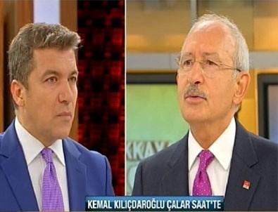 Kılıçdaroğlu: Danıştay Başkanı bizi beğenmiyor