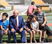 YÜRÜYÜŞ YOLU - Kocasinan Belediye Başkanı Çolakbayrakdar Açıklaması 'Yeni Nesil Parkımız Örnek Teşkil Ediyor'
