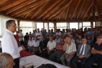 TAŞPıNAR - Konuk Açıklaması 'Konya'da Üretileni Konya'da İşliyoruz'