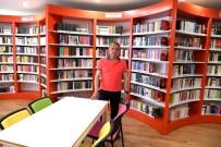 KONYAALTI BELEDİYESİ - KOSHİM Kütüphanesi Yeni Eğitim Yılına Hazır