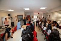 ÇALIŞMA ODASI - Manavgat Belediyesi'nden Kız Öğrencilere Sıcak Yuva