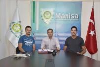 BASKETBOL TAKIMI - Manisa BBSK Basketbol Takımına İki Yeni Transfer