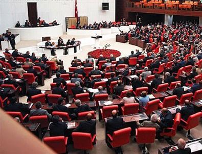 Meclis Başkanlık Divanı'nda SİHA tartışması