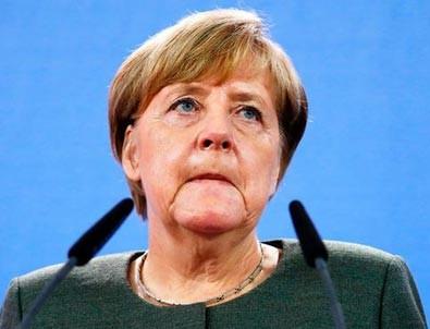 Merkel'den şaşırtan açıklama
