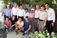 DOĞUBEYAZıT - Milas Kaymakamı Arslan'dan Şehit Ailesine Ziyaret